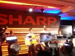 Sharp's Freestyle televisions